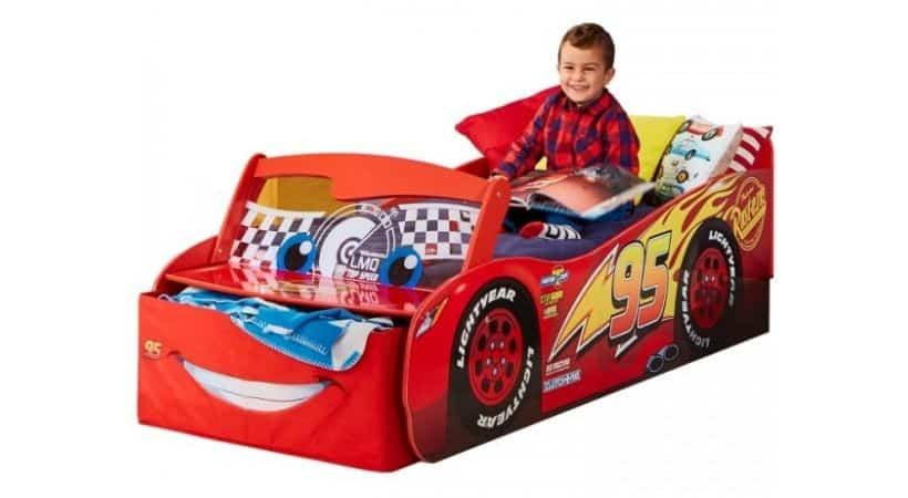 Disney Cars seng – Bil juniorseng