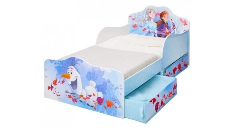 Frost seng