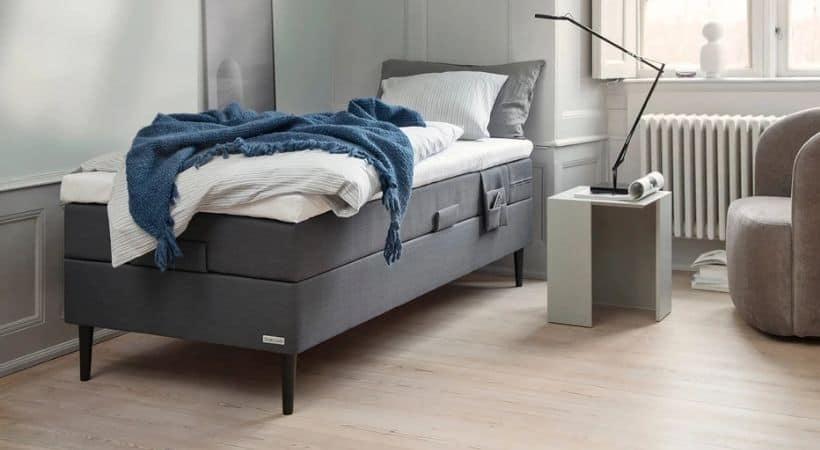 3 4-seng - Prestige Luksus elevationsseng