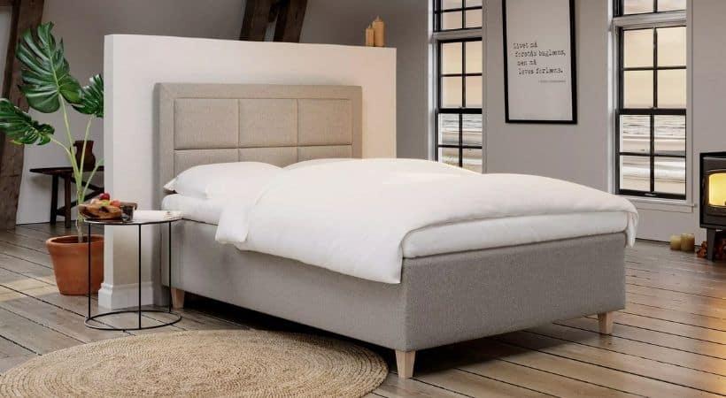 Halvanden mands seng i høj kvalitet - Freja Fjäll
