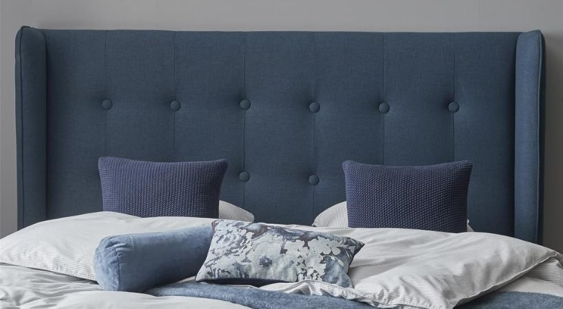 Romantisk sengegavl
