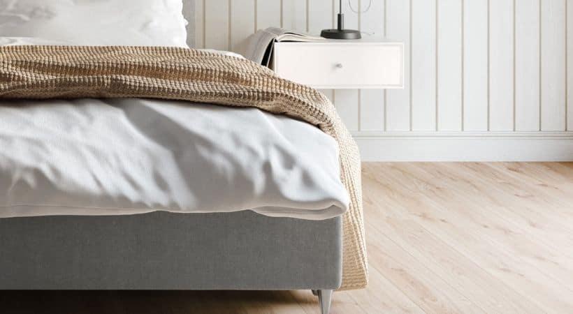 Billigt sengebord til væg