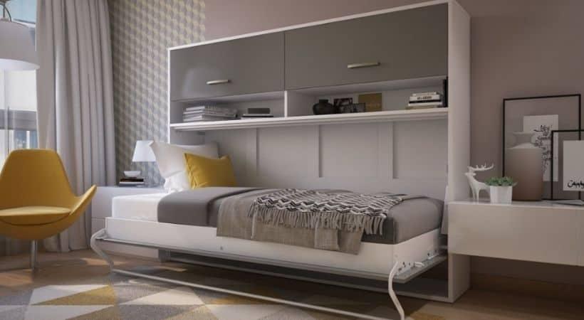 Smart fold-ud seng