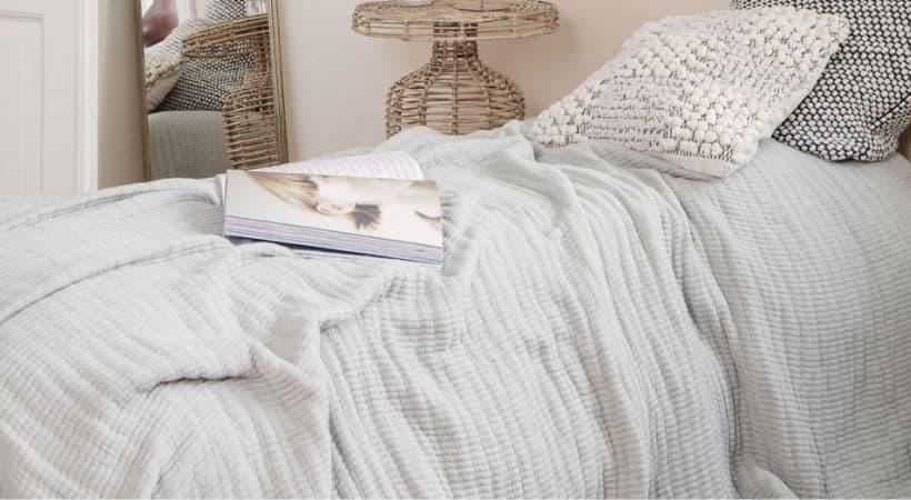 House Doctor sengetæppe