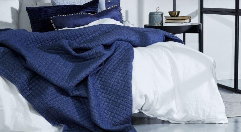 Lene Bjerre sengetæppe