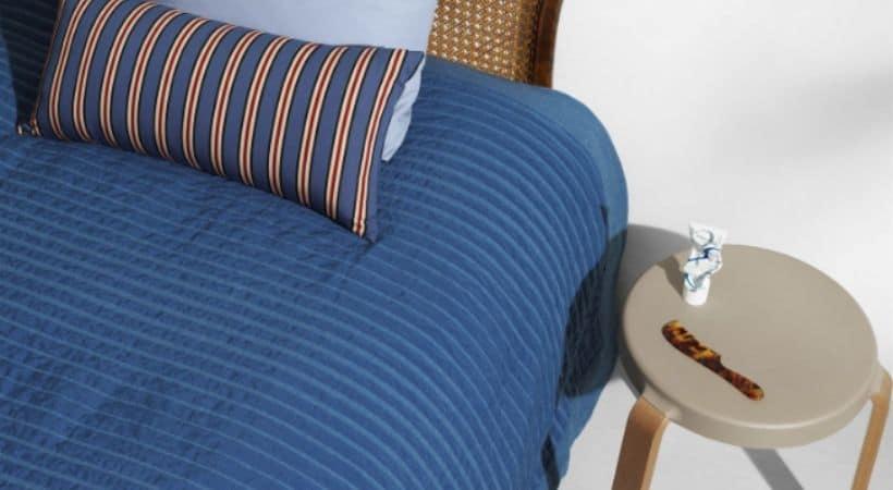 Normann Copenhagen sengetæppe