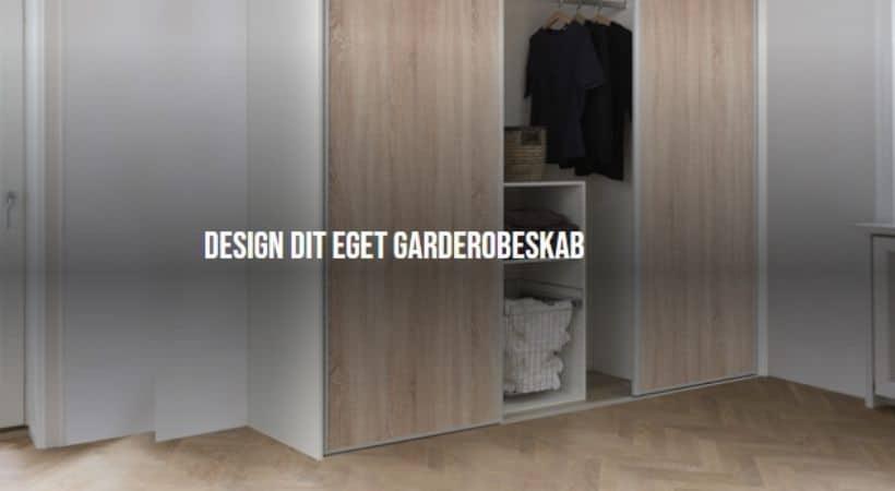 Indbygget garderobeskab - Efter mål