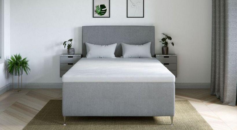 Senses Luna - God 140x200 seng med hybridpolstring
