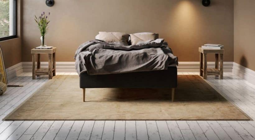 Jupiter Wood - Billig 120x200 seng