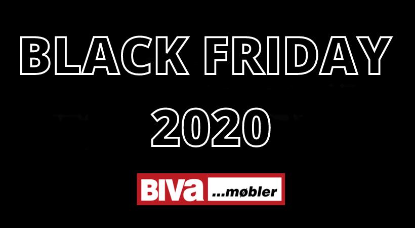 Black Friday - BIVAs tilbud på senge