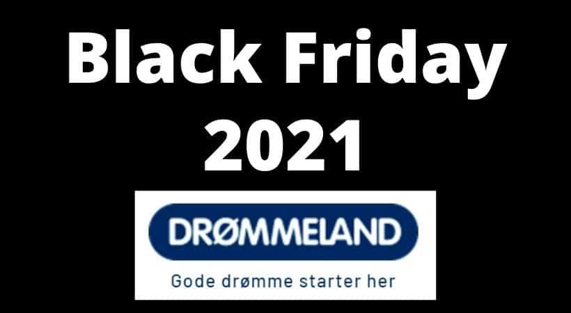 Drømmelands Black Friday tilbud