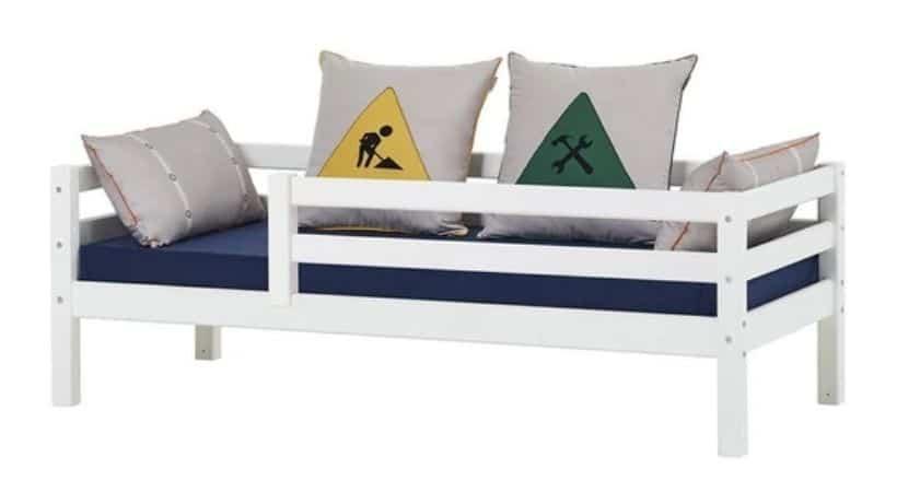 Enkeltseng med sengehest - Hoppekids BASIC