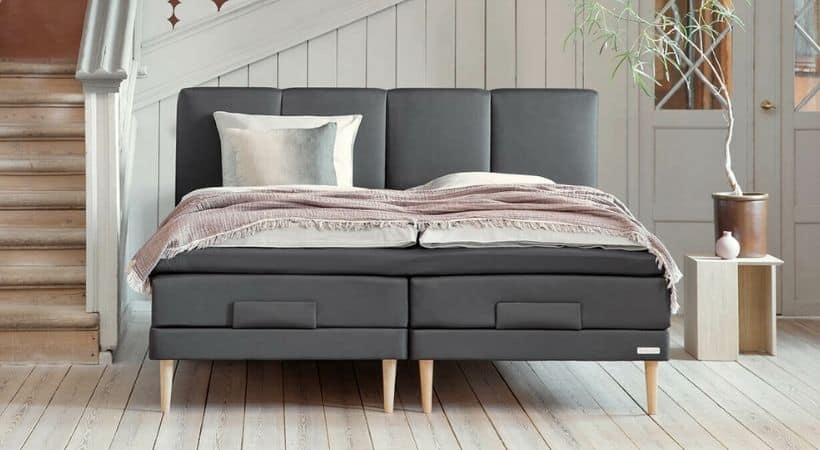 Norhland Signatur Elevation - 160x200 seng med valgfri topmadras