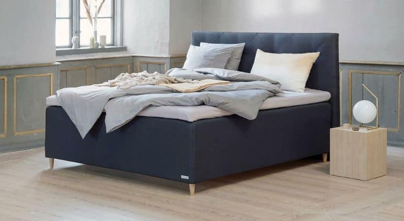 Prestige Superior 160x200 seng - Højkvalitets seng (25 års garanti)