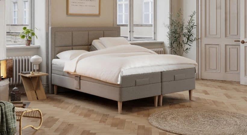 Ragna – 160x200 cm luksusseng til en rigtig skarp pris