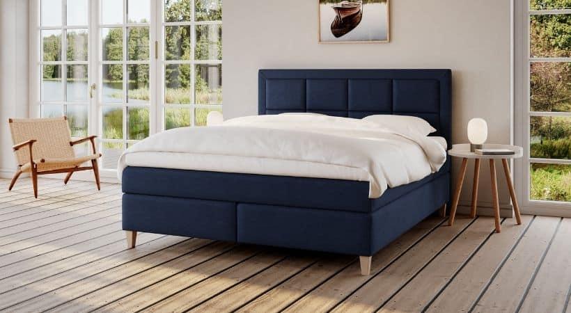 Snefrid 160x200 seng - Ren luksus til en skarp pris
