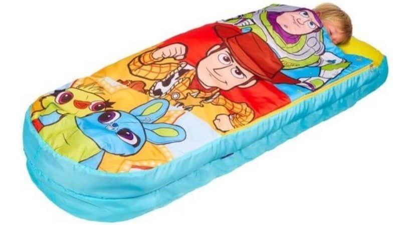 Disney junior-sovepose med luftmadras - Toy Story