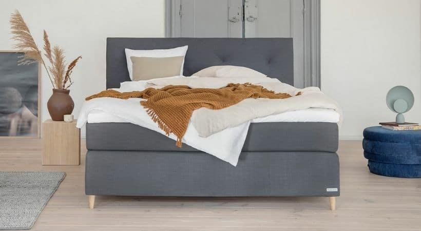 Dreamline - King size seng i dansk design