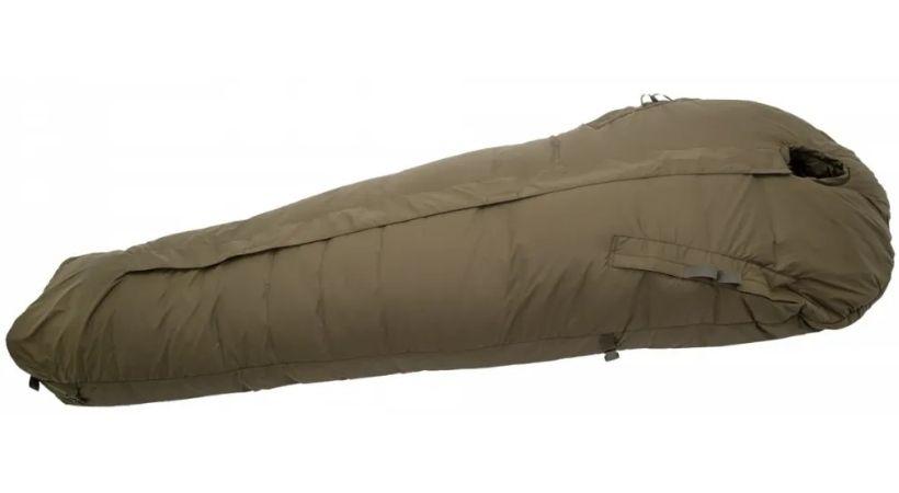 Militær sovepose med ærmer - Carinthia Survival One