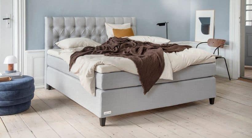 Prestige Komfort - Behagelig og moderne kingsize bed