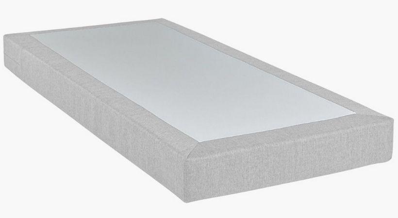 Senses - 140x200 cm springmadras med komfortskum om fjedrene