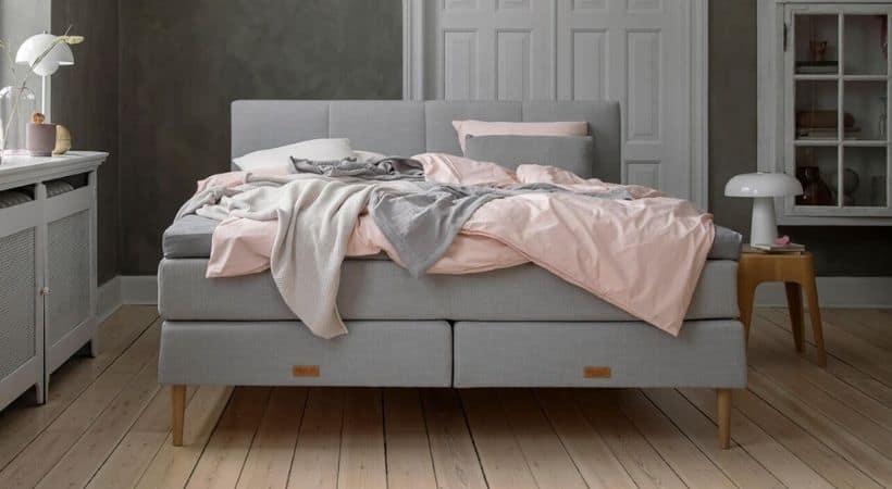 Signatur Kontinental - Billig 180x210 cm seng