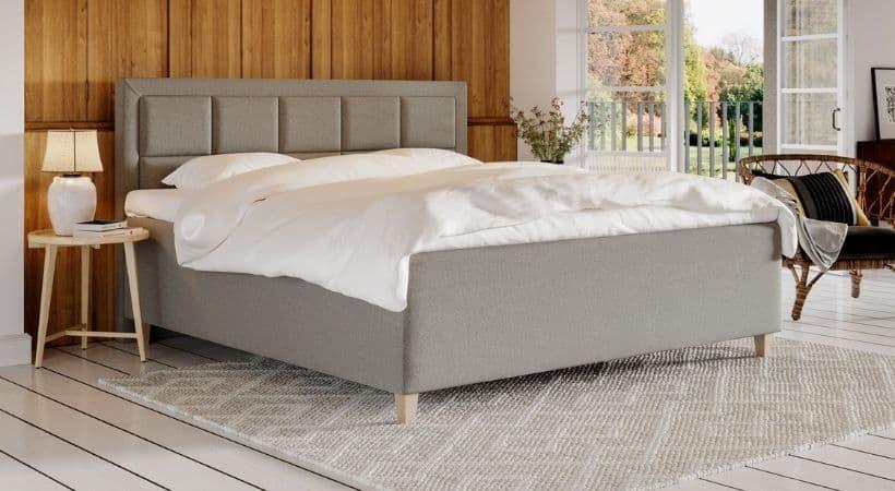 Solveig - Eksklusiv king size seng