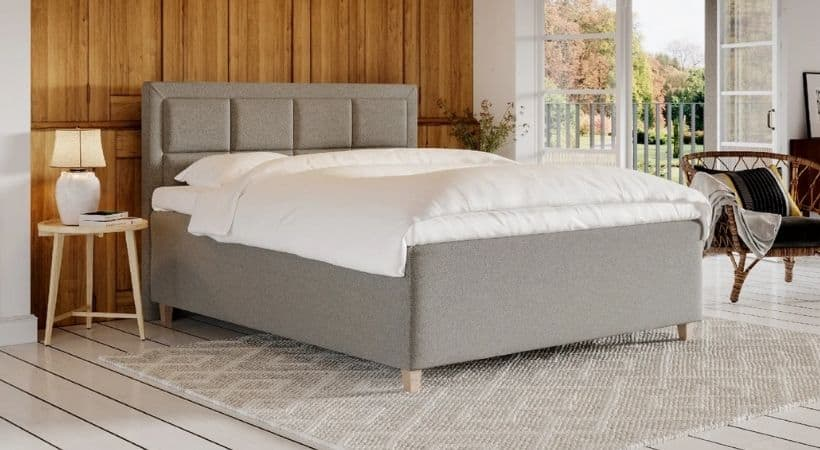 Solveig 180x200 seng – Som at sove på et luksushotel