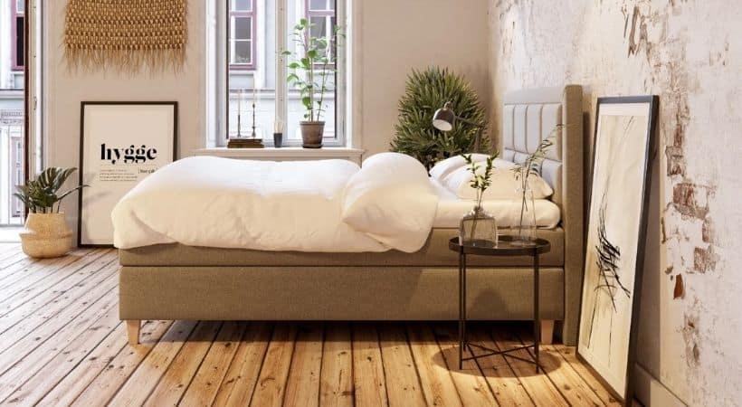Tindra – En seng der passer godt på kroppen