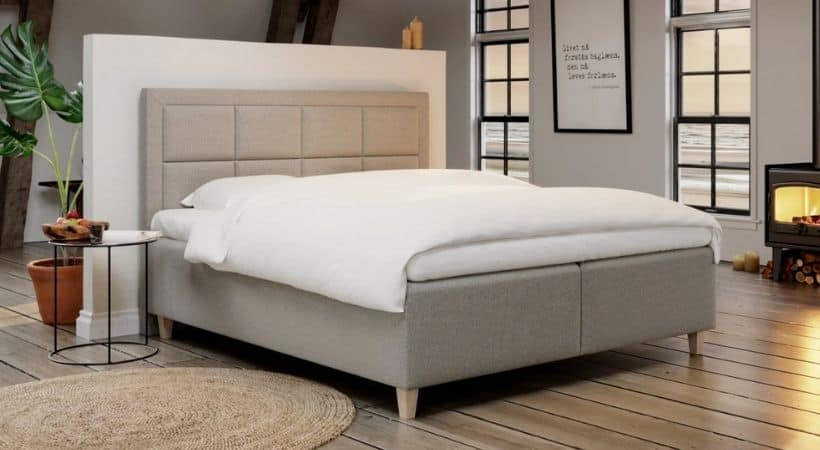 Freja - Luksus 160x200 cm boxmadras