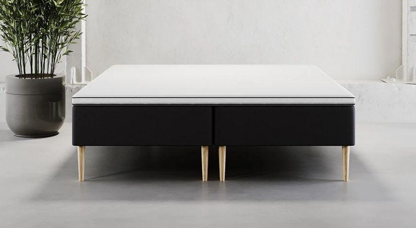 Nordkap - 160x200 cm boxmadras med topmadras