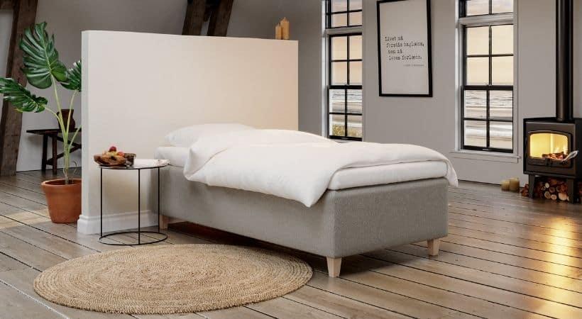 Freja - Luksus 90x200 cm seng