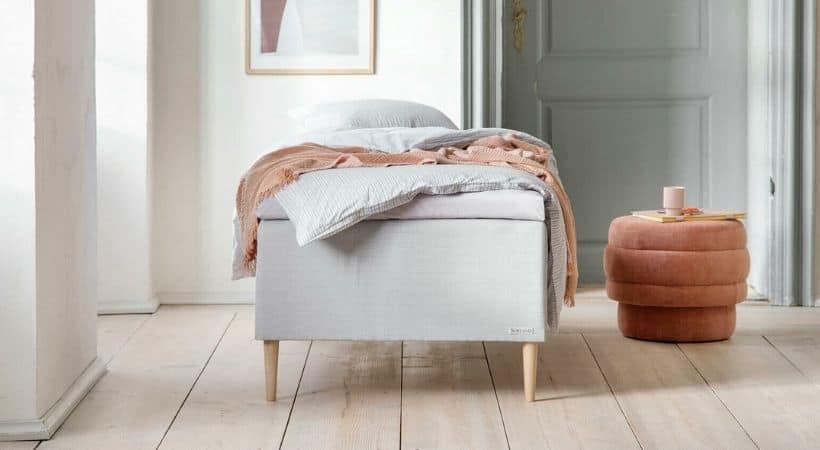 Prestige Box - Højkvalitets 90x200 seng