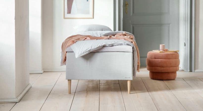 Prestige - Elegant danskproduceret 90x200 boxmadras