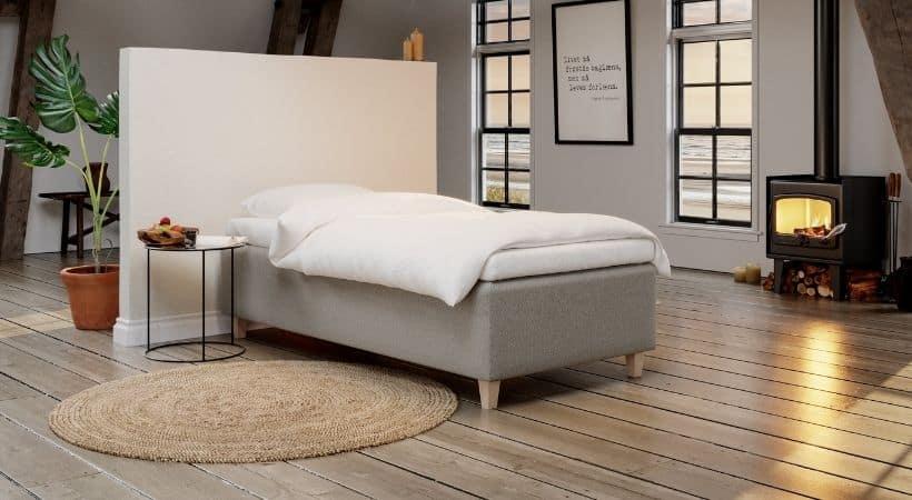 Freja - Eksklusiv 80x200 seng