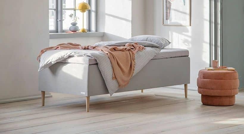 Prestige Box - God danskproduceret 80x200 seng