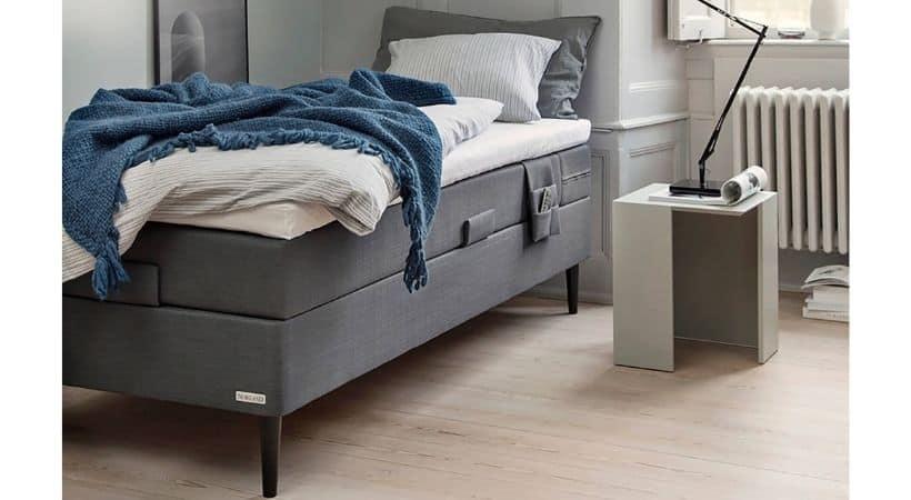 Prestige Elevation - Danskproduceret 80x200 seng med 25 års garanti