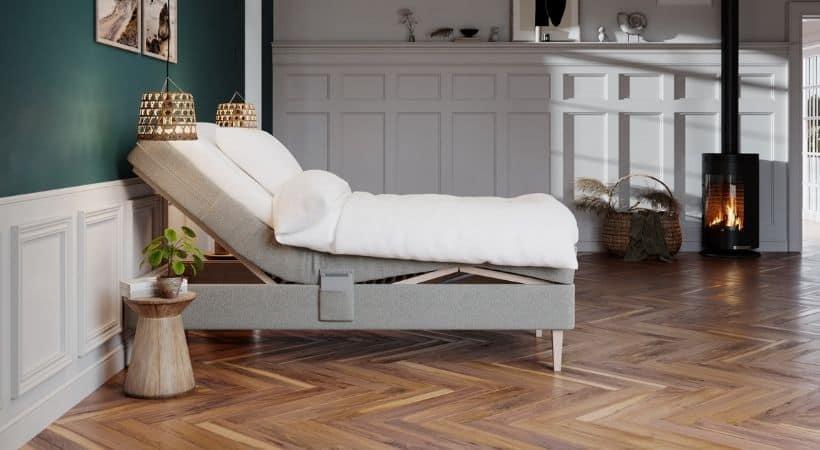 Ragna - Luksuriøs 80x200 seng med elevation