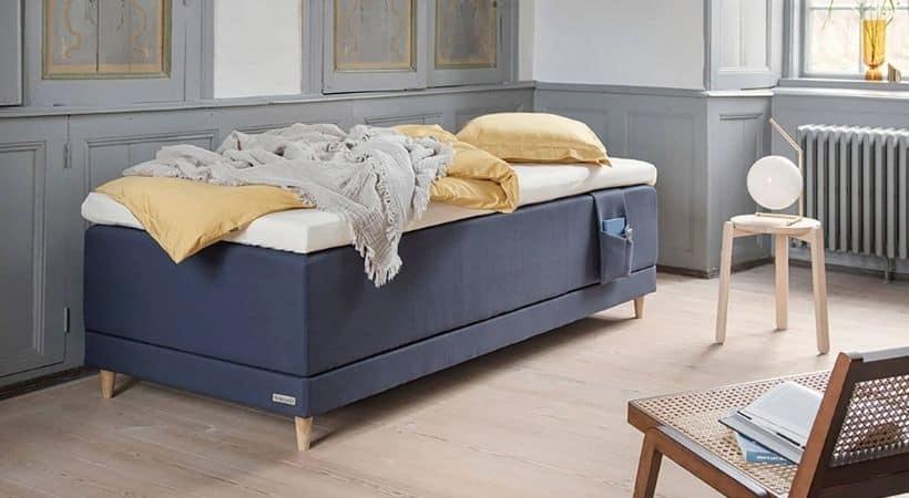 Prestige Boxelevation 2D - 90x200 seng med højkvalitets motor