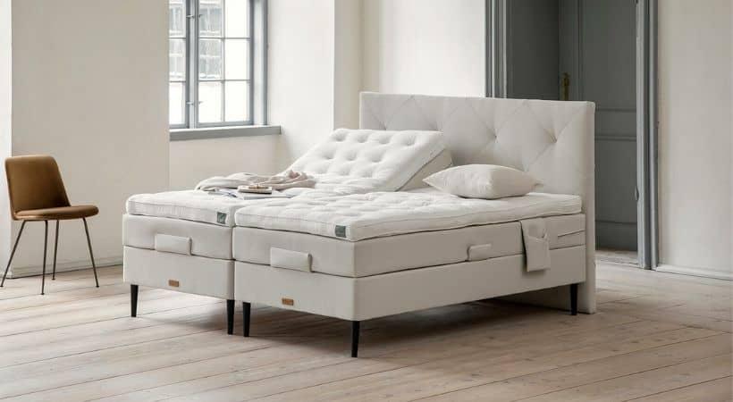 Prestige Elevation - 180x210 seng med valgfri topmadras