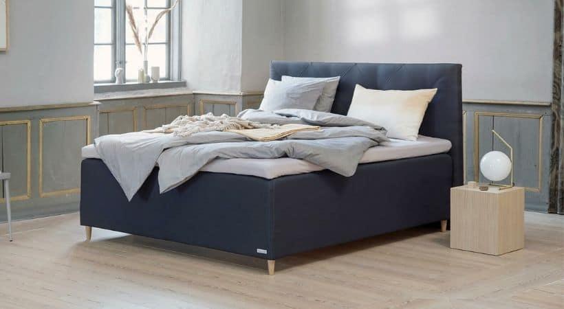 Prestige Superior - Danskproduceret 180x210 seng med 25 års garanti