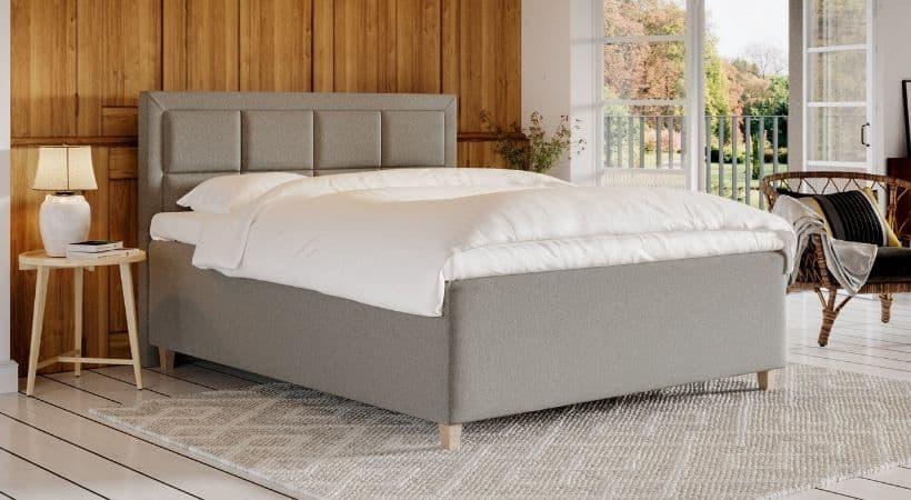 Solveig - 180x210 kontinentalseng med 7 komfortzoner