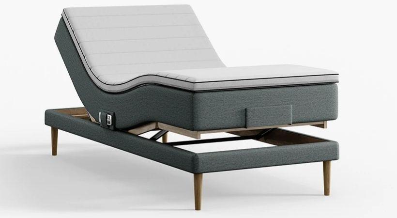 Trondheim - 80x200 seng med valgfri topmadras