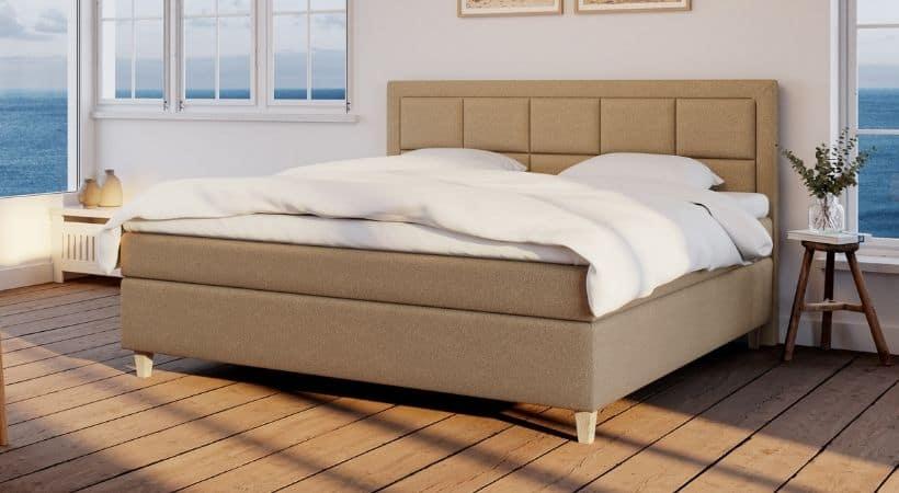 Tindra - Billig 210x210 cm seng